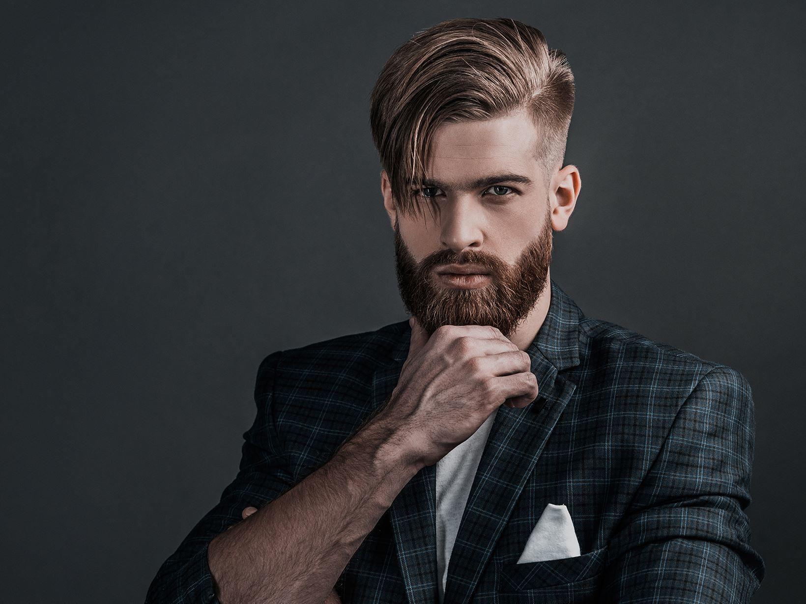 fazonírozott szakáll
